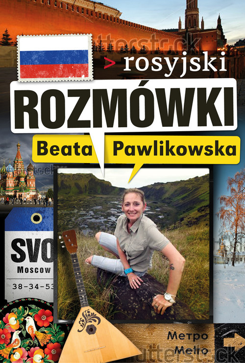 ROZMÓWKI ROSYJSKI - Pawlikowska Beata