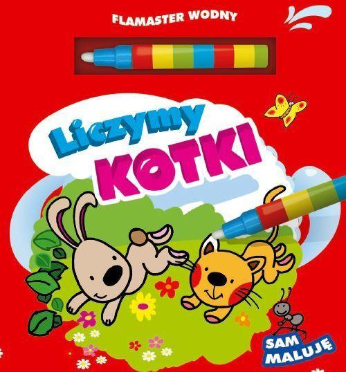 Liczymy kotki - Kozłowska Urszula