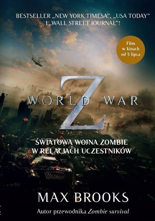 WORLD WAR Z - Brooks Max