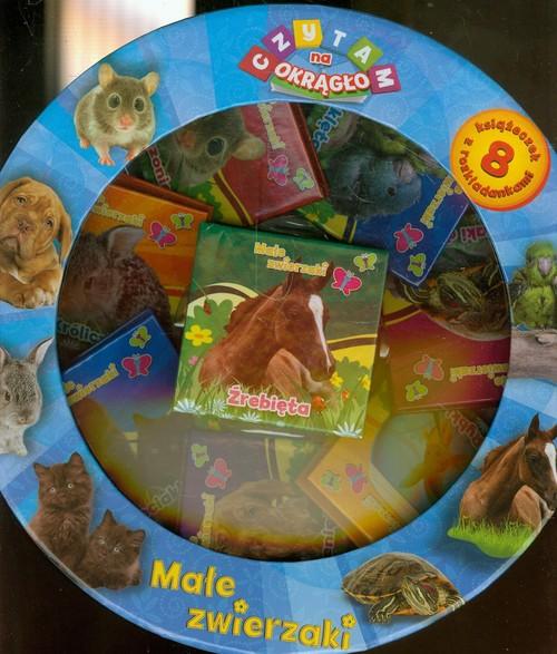 Czytam na okrągło - Małe zwierzaki - Eaves Katherine