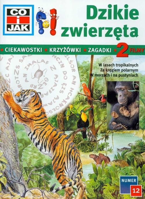 Co i jak CD 12 Dzikie zwierzęta + CD - brak