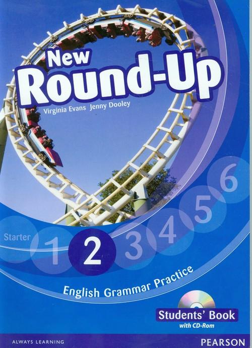 New Round-Up 2 Student's book z płytą CD - Evans Virginia, Dooley Jenny