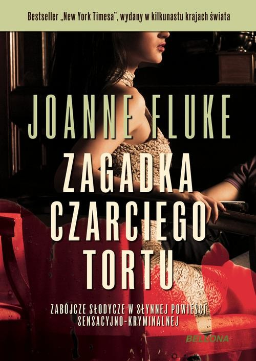 ZAGADKA CZARCIEGO TORTU - Fluke Joanne
