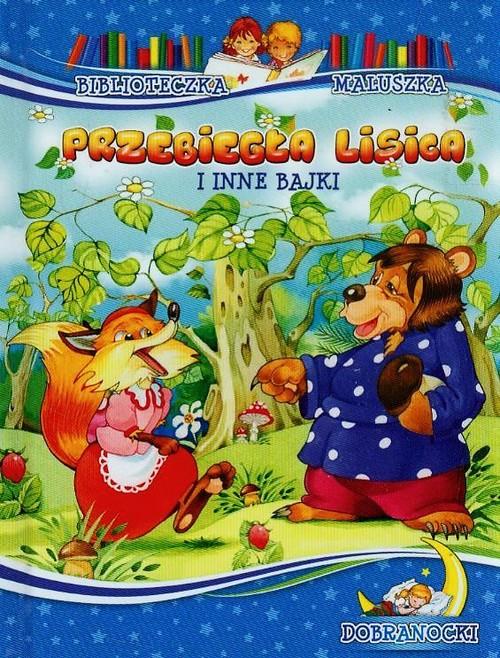 Biblioteczka maluszka - Przebiegła Lisica - brak