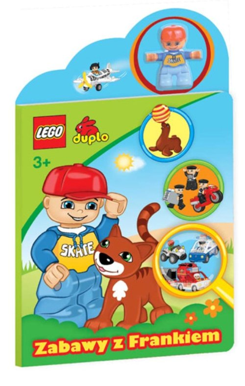 LEGO ® DUPLO ® Zabawy z Frankiem - brak
