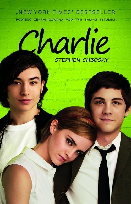 Charlie (okładka filmowa) - Chbosky Stephen