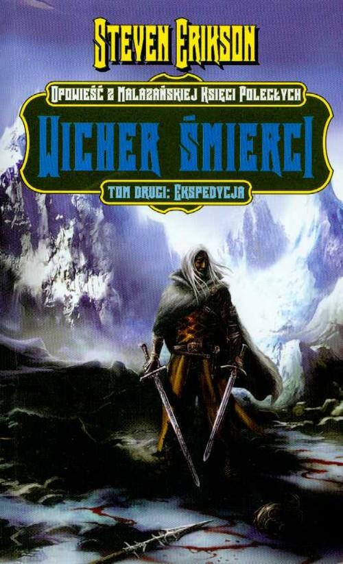 Wicher śmierci t.2 - Erikson Steven