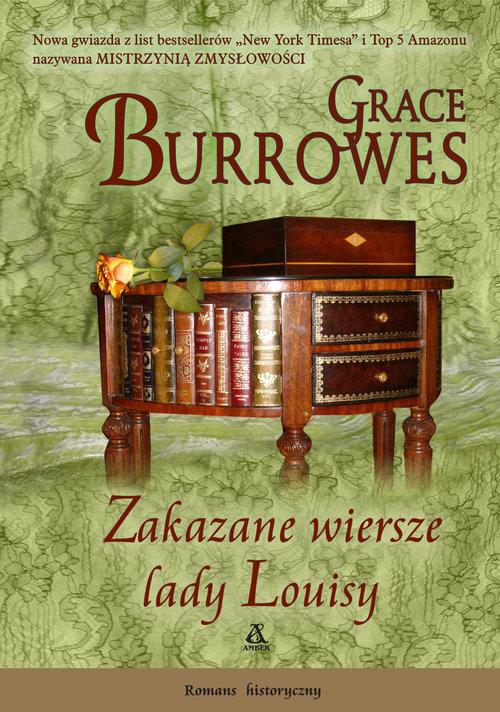 ZAKAZANE WIERSZE LADY LOUISY - Burrowes Grace