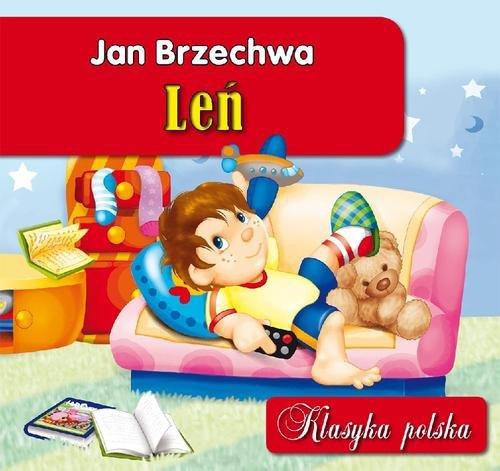 LEŃ KLASYKA POLSKA - Brzechwa Jan