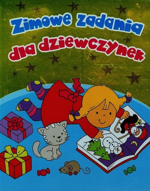 Zimowe zadania dla dziewczynek - Wiśniewska Anna, Wiśniewski Krzysztof