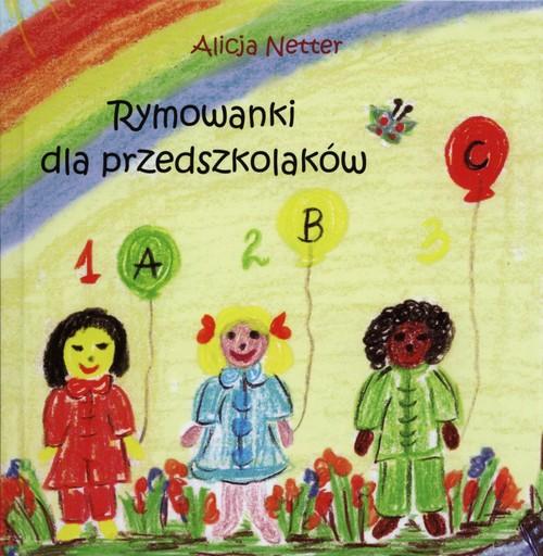 Rymowanki dla przedszkolaków - Netter Alicja