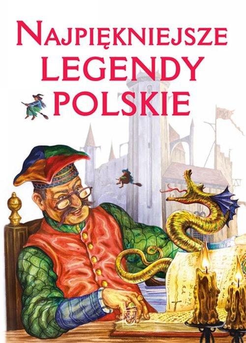 Najpiękniejsze legendy polskie - Safarzyńska Elżbieta