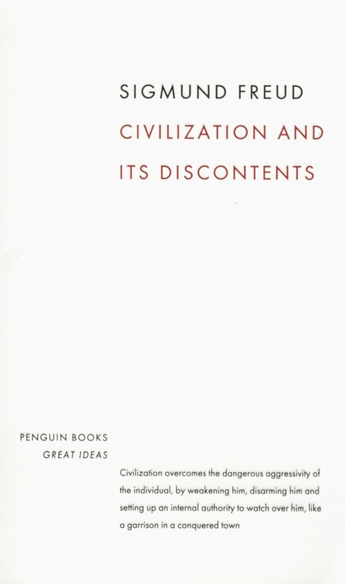 Civilisation and Its Discontents - Freud Sigmund