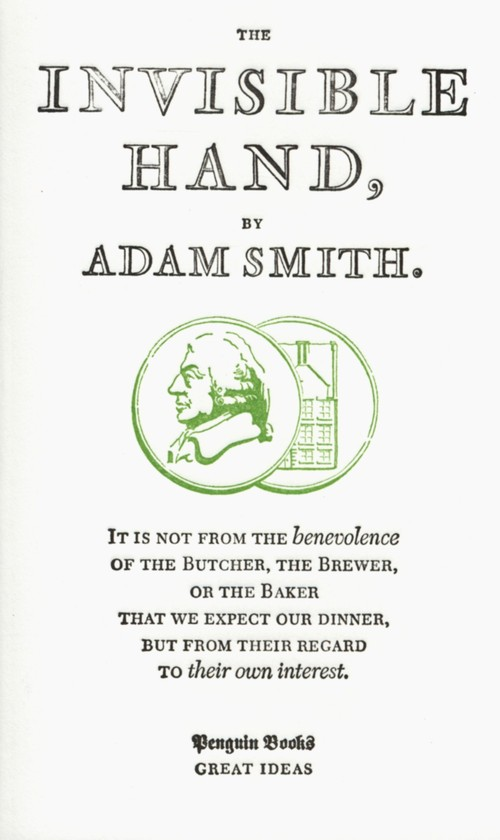 Invisible Hand - Smith Adam