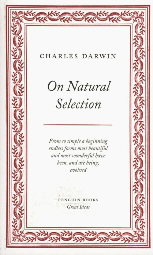 On Natural Selection - Darwin Charles
